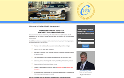 Cadillac Wealth Management | Ralph Hahmann, CPCA