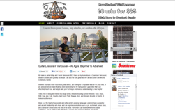 Guitar Lessons Vancouver | Beginner to Advanced Guitar Lessons with Jamie Kutaj